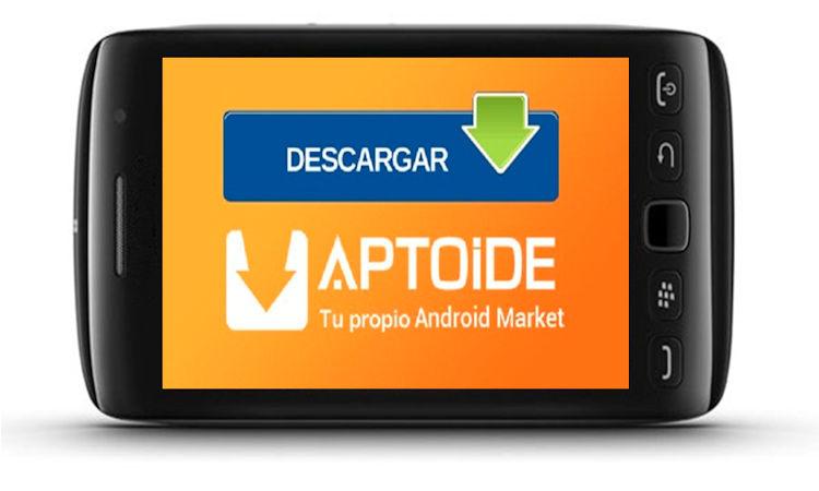 Paso a paso para descargar Aptoide en una Blackberry