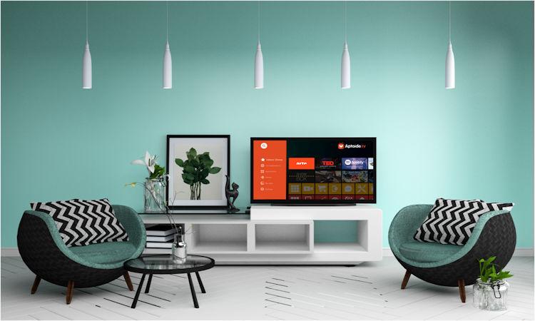 Cómo descargar Aptoide en una Smart Tv